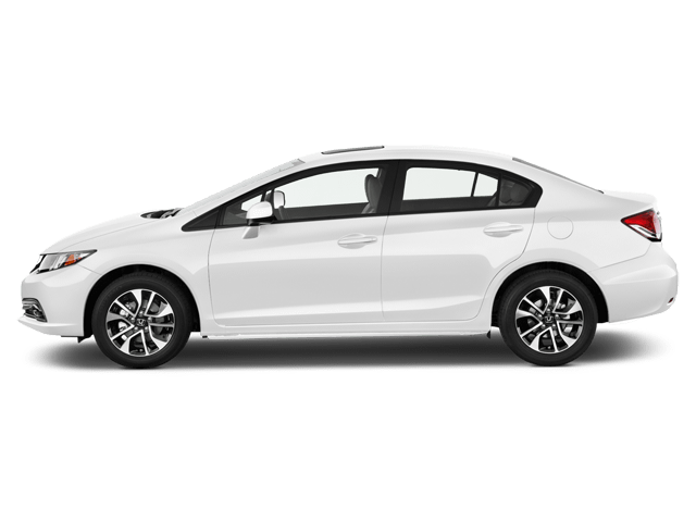 Lease rate 0.99% for all models 2014 Honda Civic Sedan for 24 months