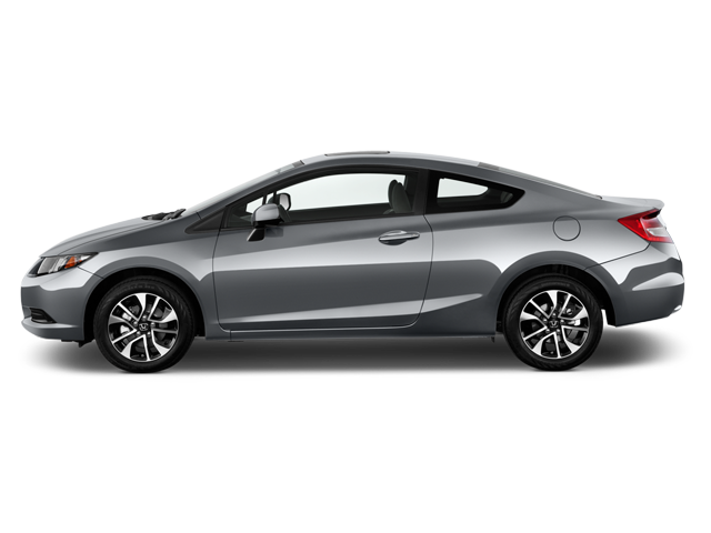 Lease a 2014 Honda Civic Coupe  at  0.99% for 60 months