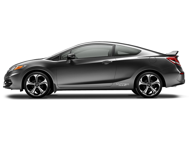Lease a 2014 Honda Civic Coupe SI at 0.99% for 60 months