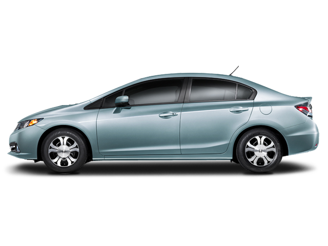 Honda Civic Hybrid 2014