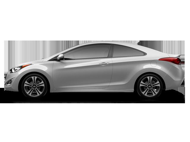 Hyundai Elantra Coupé 2014