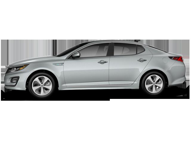 Kia Optima Hybride 2014