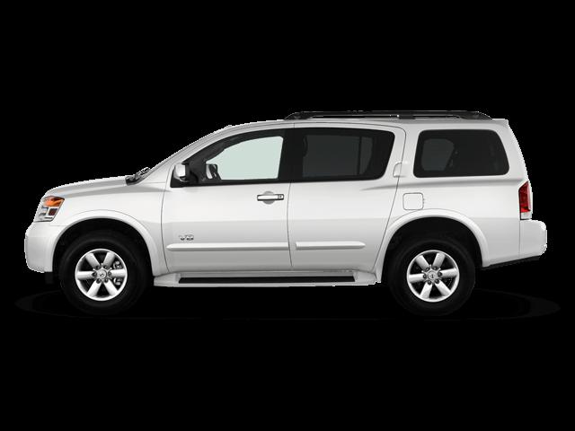 Nissan Armada 2014