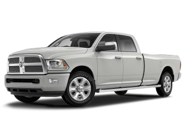 2014 Ram 3500 4x4 Crew Cab Long bed