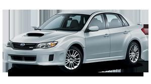 Impreza WRX 4-door