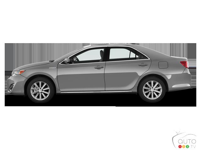 Toyota Camry Hybride 2014