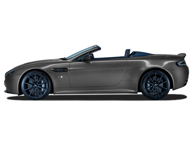 2015 Aston Martin V8 Vantage S Roadster