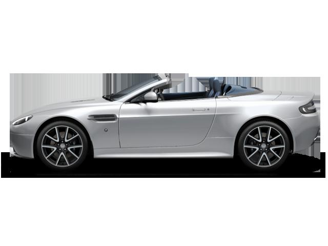 2015 Aston Martin Vantage GT Roadster