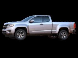 Chevrolet Colorado Extended Cab 2015