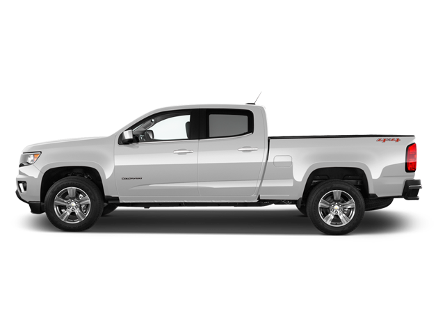 2015 Chevrolet Colorado Crew Cab long box