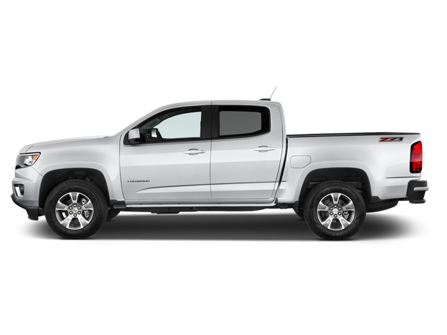 2015 Chevrolet Colorado Crew Cab short box