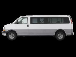 Chevrolet Express 3500 Passenger 2015