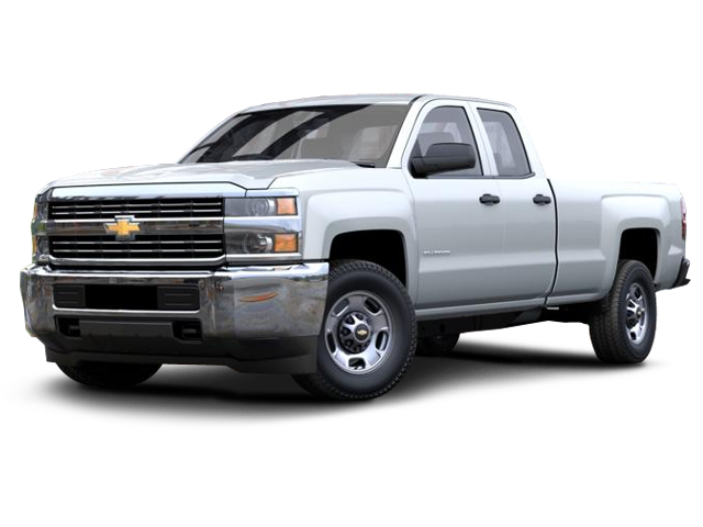 2015 Chevrolet Silverado 2500HD 4WD Double Cab Long Box