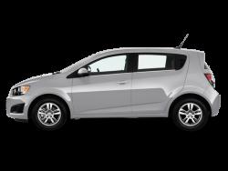 Chevrolet Sonic Hatchback 2015