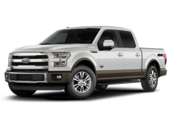 Ford F-150 4x4 Super Crew Long Bed 2015