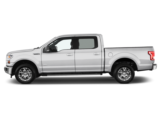 2015 Ford F-150 4x2 Super Crew Long Bed