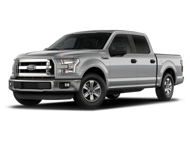 2015 Ford F-150 4x2 Super Crew Short Bed