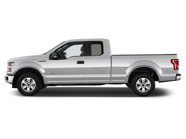 2015 Ford F-150 4x4 Super Cab Long Bed