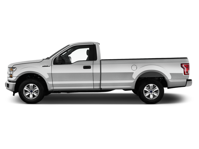 2015 Ford F-150 4x4 Regular Cab Long Bed