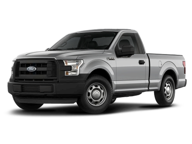 2015 Ford F-150 4x4 Regular Cab Short Bed