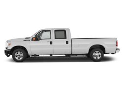 Ford F-250 Super Duty 4x4 Crew Cab Short bed 2015