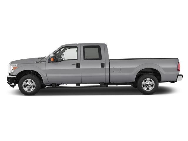 2015 Ford F-250 Super Duty 4x4 Crew Cab Long Bed