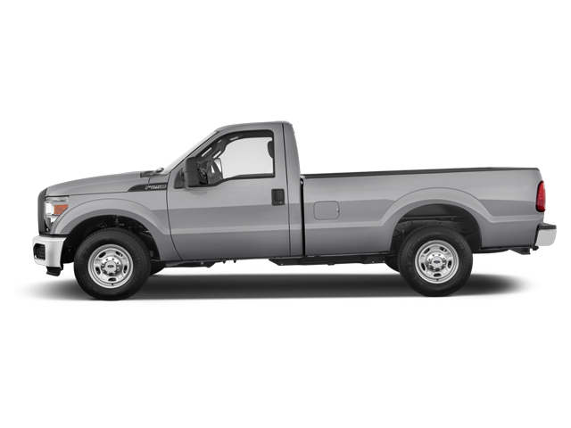 2015 Ford F-250 Super Duty 4x2 Regular Cab