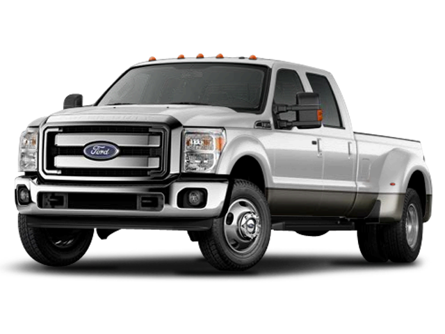2015 Ford F-350 Super Duty 4x2 Crew Cab Long bed DRW