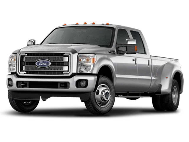 2015 Ford F-350 Super Duty 4x4 Crew Cab Long bed DRW