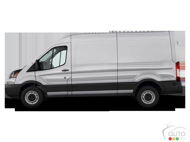 Ford Transit Fourgon 2015