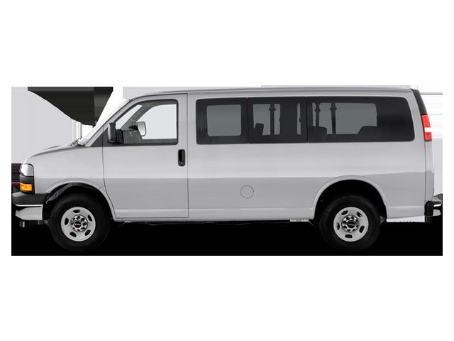 2015 GMC Savana Passenger 2500