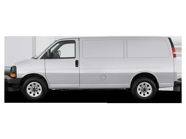 2015 GMC Savana Cargo 2500