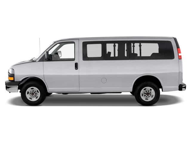 2015 GMC Savana Passenger 3500