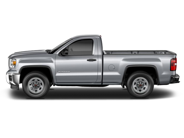 2015 GMC Sierra 1500 4WD Regular Cab standard box