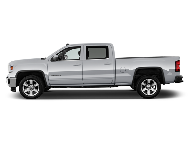 2015 GMC Sierra 1500 2WD Crew Cab short box