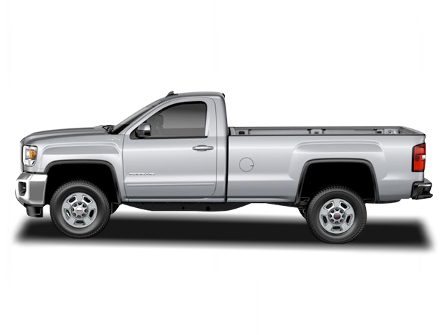 2015 GMC Sierra 2500HD 4WD Regular Cab long box
