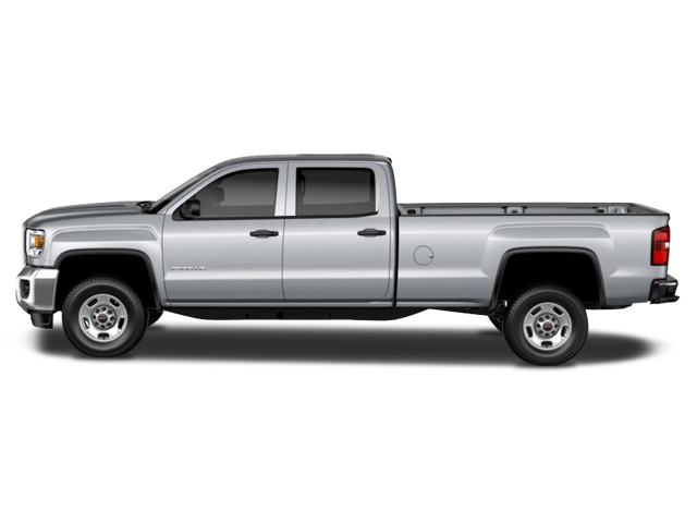 2015 GMC Sierra 2500HD 2WD Crew Cab long box