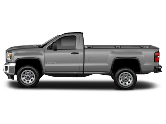 2015 GMC Sierra 3500HD 4WD Regular Cab long box DRW