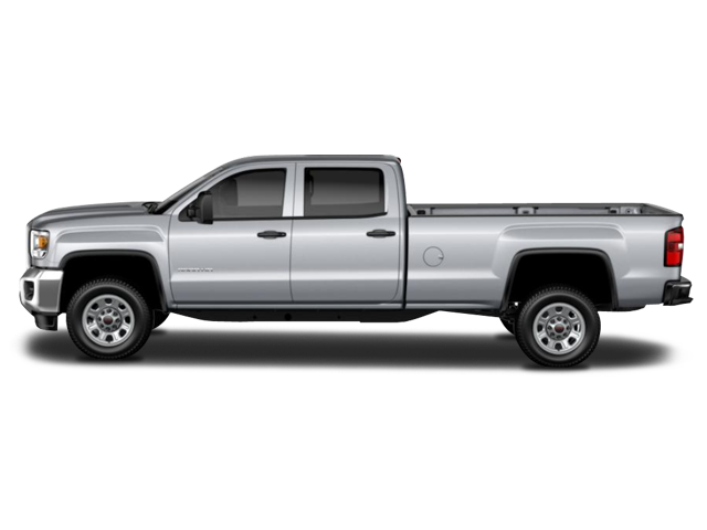 2015 GMC Sierra 3500HD 2WD Crew Cab long box