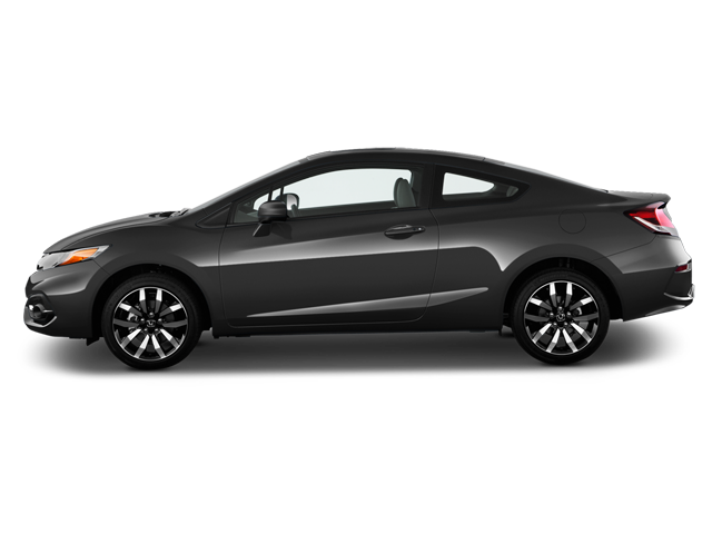 Manufacturer promotion: 2015 Honda Civic Coupe