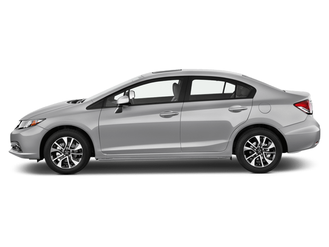 Manufacturer Promotion: 2015 Honda Civic Sedan all models