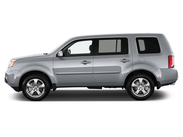 Lease offer at 0.99% for a  2015 Honda Pilot LX
