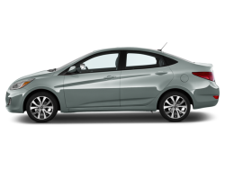 Hyundai Accent Sedan 2015