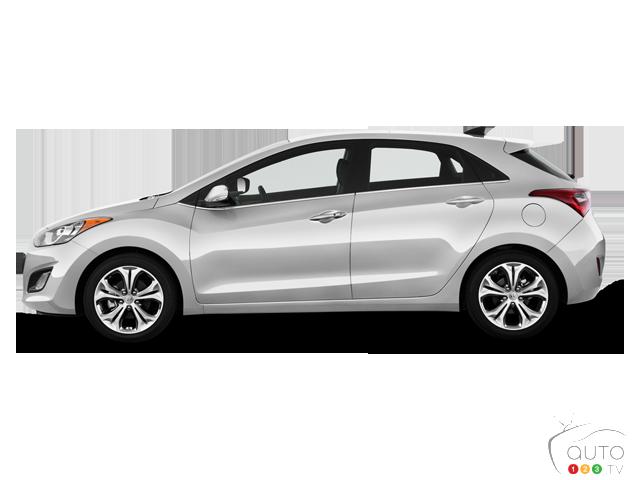 Hyundai Elantra GT 2015