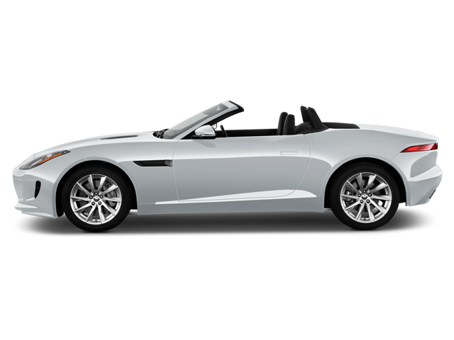 2015 Jaguar F-TYPE Convertible