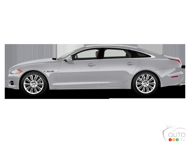 2015 Jaguar XJ Series