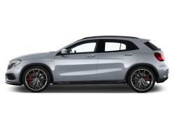 Mercedes GLA-Class 2015