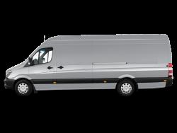 Mercedes Sprinter 2500 Cargo Van 2015