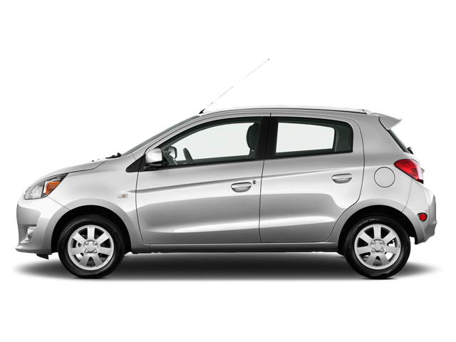 Promotion du manufacturier: Mitsubishi Mirage SE Groupe Commodité 5MT 2014