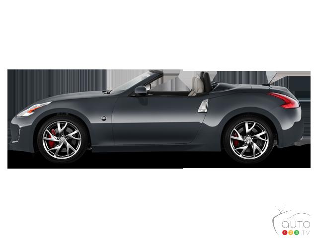 Nissan 370Z Roadster 2015